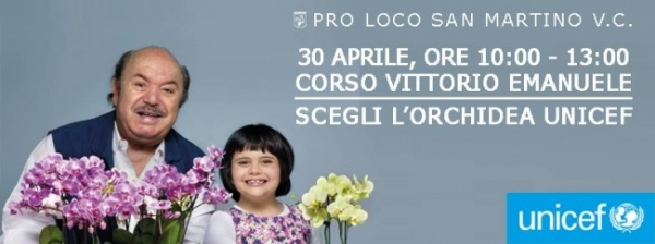 Orchidea UNICEF